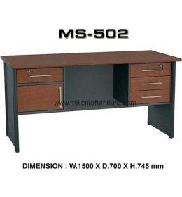 jual meja vip ms-502