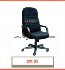 jual kursi kantor carrera surabaya