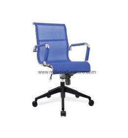 jual kursi kantor indachi Cyan Net II N TC