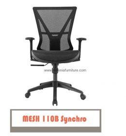 jual kursi kantor carera mesh 110B synchro